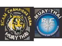 Scam Champions Team Muay Thai