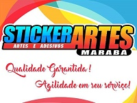 Sticker Artes Marabá