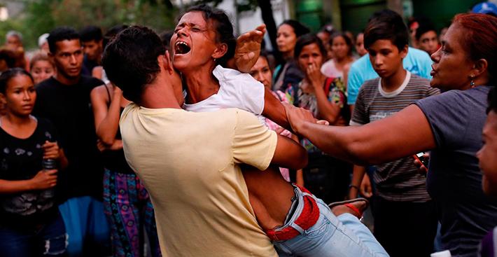 Rebelião em prisão da Venezuela deixa 68 mortos, dizem autoridades