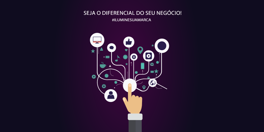 Ilumine – Marketing Digital nas Redes Sociais
