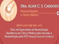 Reumatologia – Dra. Aline Cavalcante Cardozo