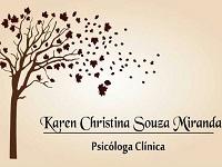 Psicóloga Karen Christina