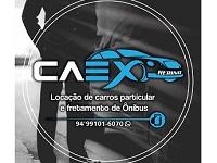 Caex Locadora de Carros e Fretamento de Ônibus