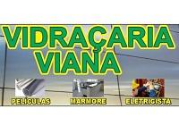 Vidraçaria Viana