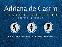 Adriana de Castro Fisioterapeuta